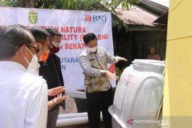 BNI salurkan CSR 27 jamban sehat di Banjarmasin