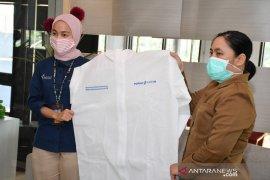Optimalkan Pelayanan Kesehatan, Pupuk Kaltim Bantu APD ke Puskesmas Bontang Utara II