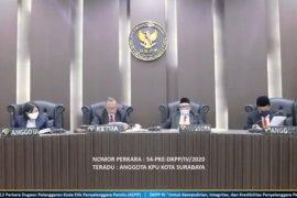 Langgar kode etik, DKPP berhentikan anggota KPU Surabaya Kholid Asyadullah