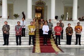 Presiden Jokowi ingin BPIP diatur dalam UU