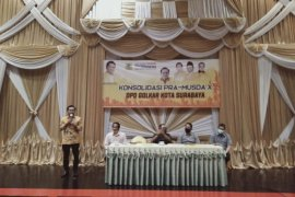 Arif Fathoni calon kuat Ketua Partai Golkar Surabaya