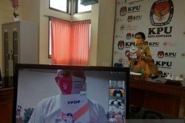"KPU Denpasar perdalam materi ""coklit"" pemilih lewat TOT daring KPU"