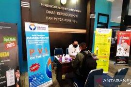 Ombudsman Kalimantan Barat buka gerai pengaduan di Disdukcapil Mempawah