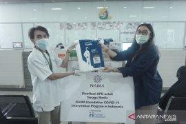 Human Initiative dan NAMA Foundation serahkan 4000 Unit APD