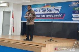 42 cabang Mandiri Jambi  salurkan kredit untuk pemulihan ekonomi nasional