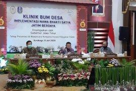 Program Klinik BUMDesa Jatim tercatat Top 99 kompetisi inovasi Kementerian PAN-RB