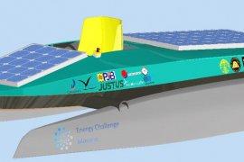 Kapal hemat energi mahasiswa UI juara terfavorit di lomba tingkat dunia