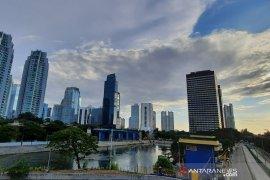 BMKG: Jakarta akan diguyur hujan pada Sabtu malam