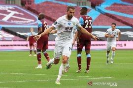 Burnley jaga peluang ke Eropa selepas tundukan West Ham