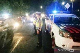 Polres Tanjungbalai public speaking malam sosialisasi menuju normal baru