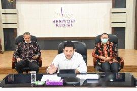 Wali Kota Kediri paparkan kesiapan hadapi era normal baru