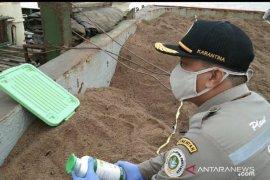 2.200 ton bungkil sawit Kaltim akan dikirim ke Vietnam