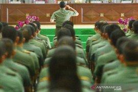 Hasil uji swab kedua, 116 personel di Secapa TNI AD negatif COVID-19