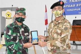 Yon Zipur 17/AD Kodam VI/Mulawarman Disiapkan Misi Perdamaian PBB