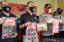 Polresta Bogor Kota ungkap 19 kasus narkoba dengan 24 tersangka selama pandemi