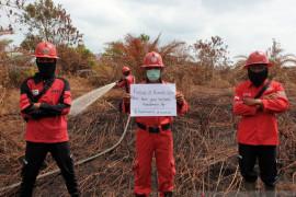 Cerita tim kebakaran Sinarmas tetap siaga kala Pandemi COVID-19 melanda