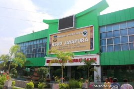 84 tenaga kesehatan RSUD Jayapura terpapar COVID-19