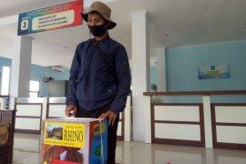 Pemkab Bangka Tengah bantu mesin las kepada kelompok usaha
