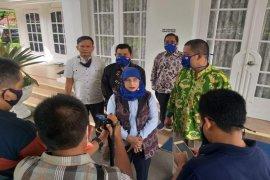 KPU Binjai launching e-coklit