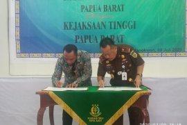 Kejati Papua Barat-Balai Wilayah Sungai bangun kerjasama