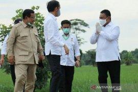 Presiden jawab keluhan tenaga medis di Kalimantan Tengah
