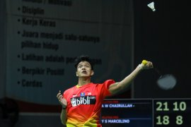 Alvi Wijaya runner-up Grup F ke perempat final