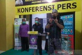 Pasien positif COVID-19 Gorontalo bertambah 30 orang
