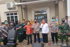 Kapolda Kalbar resmikan Kampung Tangguh Nusantara di Kubu Raya