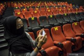 Empat bioskop CGV di Jakarta dibuka hari ini