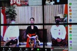 38 Kepala Sekolah dilantik Bupati Tabanan secara daring/online