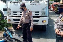 Pegawai RSUD Cianjur tewas dihantam truk tronton