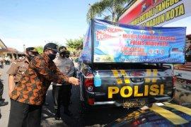 Wali Kota resmikan mobil tangguh Polres Madiun Kota