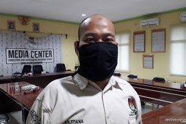 KPU Bangka Tengah rapid test 382 petugas data