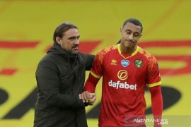 Norwich City realistis, bersiap untuk berjuang di kasta kedua musim depan