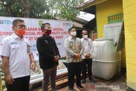 Jamban sehat dari CSR BNI bagus untuk perairan di Banjarmasin