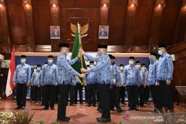 Ini pesan Nova saat Taqwallah jadi ketua Korpri Aceh