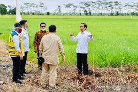 Presiden Jokowi minta potensi desa-desa di Indonesia dikembangkan