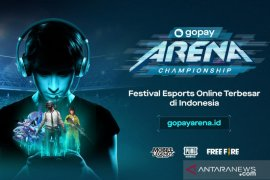 Setidaknya 30 ribu gamer siap tempur di GoPay Arena Championship