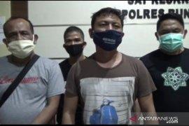 Polres Bungo tangkap tiga pelaku perampokan bersenjata api