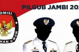 Calon gubernur Jambi bertarung bebas berebut dukungan parpol