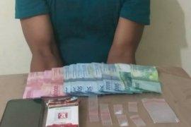 Polres Simalungun amankan pengedar sabu di Ujung Padang