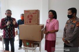 Pemprov Kalbar bantu pengadaan perabot SMA Bhayangkari Kubu Raya
