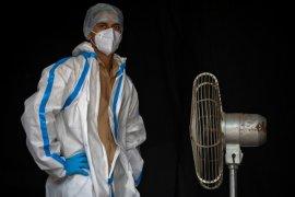 Dokter RS India: Kami siap menangani gelombang kedua corona