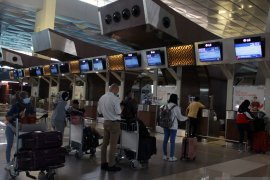Prosedur penerbangan luar negeri saat pandemi via Soekarno-Hatta