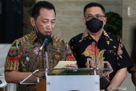 Polri koordinasi Kejaksaan usut surat jalan palsu untuk Djoko Tjandra