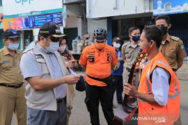 """Pegawai Pemkot Tangerang diterjunkan dalam operasi """"Aman Bersama"""""""