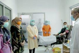PMI Lumajang terima donor plasma darah pertama pasien sembuh dari COVID-19