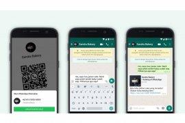 WhatsApp Business juga sediakan fitur kode QR