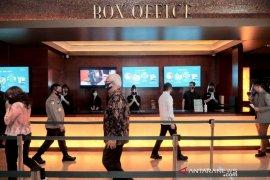 Menparekraf pastikan bioskop terapkan protokol kesehatan dengan baik