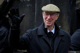 Legenda Inggris dan Leeds United Jack Charlton meninggal dunia